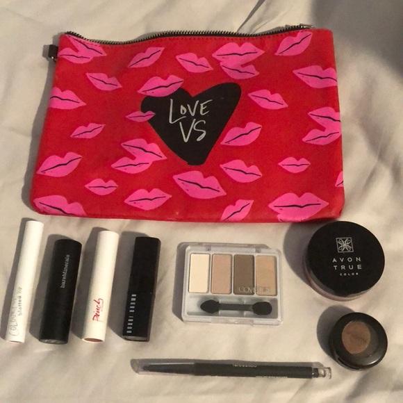 Makeup Used Bag And Lot Poshmark